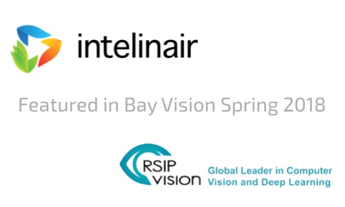 Intelinair and John Deere's Blue River Featured in Inaugural Issue of Bay Vision Magazine