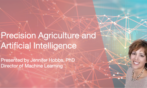 "IntelinAir Director of Machine Learning to Present ""Precision Agriculture and AI"" at Upcoming RE-Work Virtual Summit"