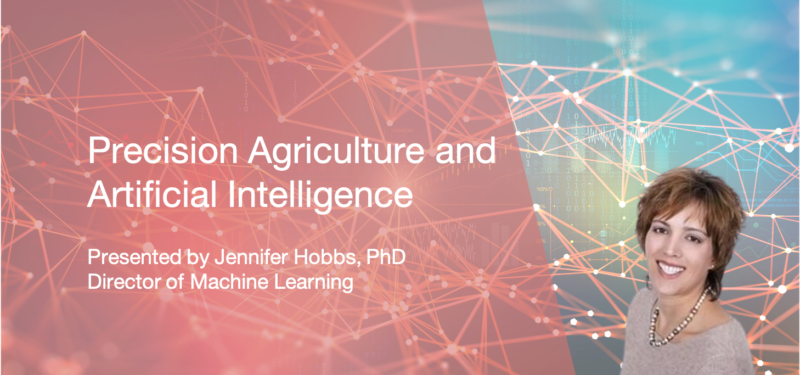 """IntelinAir Director of Machine Learning to Present """"Precision Agriculture and AI"""" at Upcoming RE-Work Virtual Summit"""